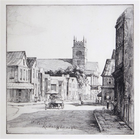 st pauls radcliffborough by elizabeth oneill verner