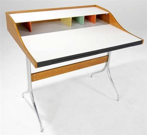 Swag Leg Desk By George Nelson