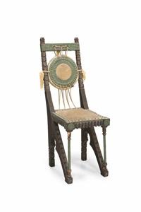 sedia by carlo bugatti