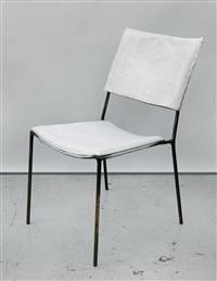 ohne titel, stuhl by franz west