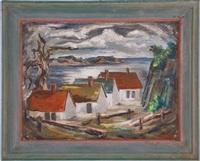 houses along the coast by john leroy jackson