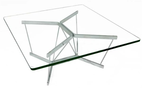 Catenary Coffee Table By George Nelson