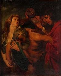 drunken silenus by sir anthony van dyck