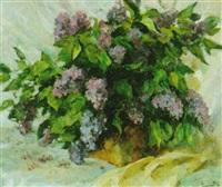 lilacs by sergei gusev