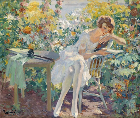 sommerduft by edward cucuel