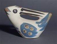 seized handle pitcher (a ramie 186) by pablo picasso