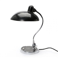table lamp (model 6630) by christian dell