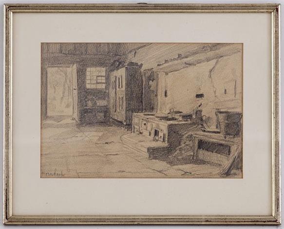 hornbach intérieur de cuisine by albert anker