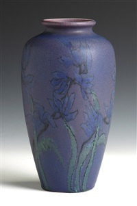 rookwood vase by louise abel