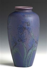 rookwood vase by louise abel