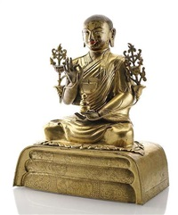 sitzender lama by anonymous-tibeto-chinese (19)