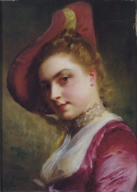 Gustave Jean Jacquet Auctions Results | artnet | Page 6