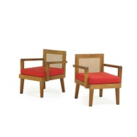 lounge chairs (pair) by anonymous-french (20)