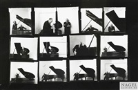 stravinsky contacts by arnold newman