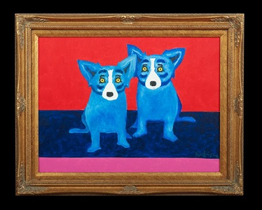two is better than one by george rodrigue