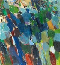 blau-grün by sigrid kopfermann