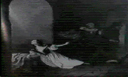 faust und mephisto bei gretchen im kerker by zimermann