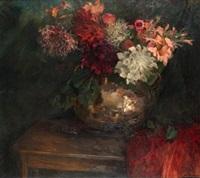 gjarrón con flores by luis graner y arrufi
