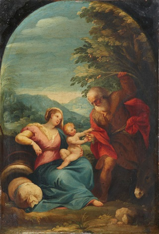 sagrada familia by giuseppe cesari