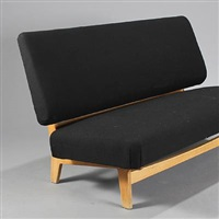 two-seater sofa by harbo solvsteen