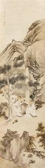 人物 by jiang lian