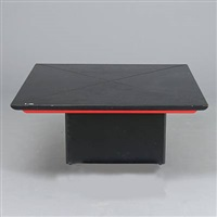 coffee table by gorm lindum