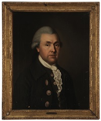 johann abraham de boor (1732-1799) by johann heinrich tischbein the elder
