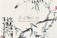 花鸟 by liu jiwu