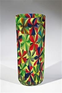 vase ''stellato'' by pollio perelda