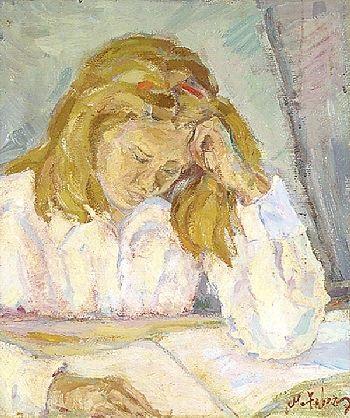 lettura by mario fabbrini