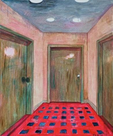standard room by zhang enli