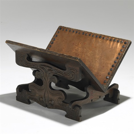 log holder by charles rohlfs