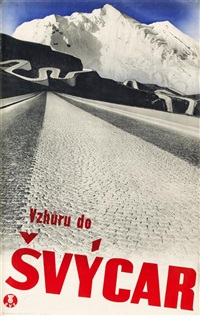all roads lead to switzerland - in czech by herbert matter