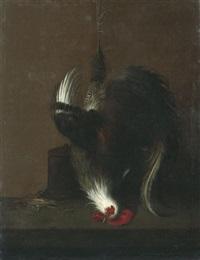jagdstilleben by cornelis (bilcius) biltius