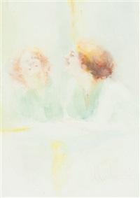 figura allo specchio by attilio andreoli