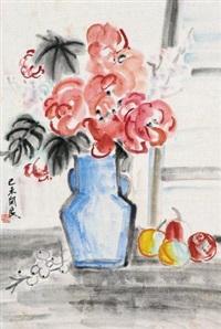 花卉 by guan liang