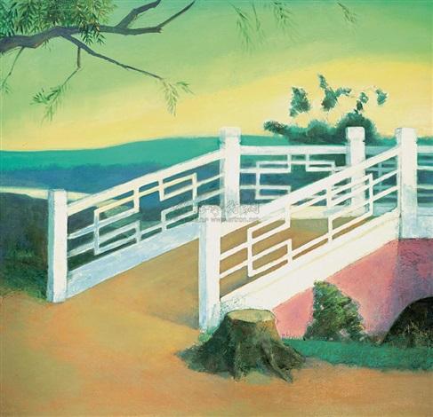 small bridge by wang xingwei