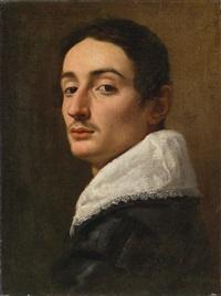 bildnis eines jungen mannes by cristofano allori