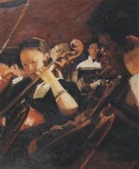 orchestra by liang liqiang