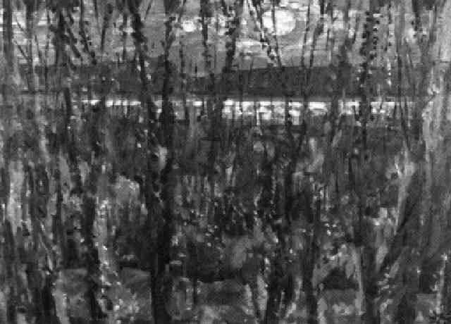 sonnenuntergang am bielersee by ernst müller zwahlen