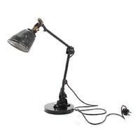 midgard tabe lamp by curt fischer