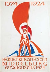 herdenkingsfeesten middelburg by frits lensvelt