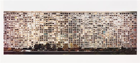 montparnasse from montparnasse by andreas gursky