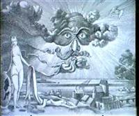 wolkengesicht-die augen des schicksals by fabius von gugel