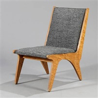 easy chair by wim van gelderen