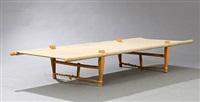daybed (model 442.00) by ole gjerlov-knudsen