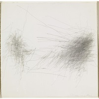 untitled (subway drawing) by william anastasi