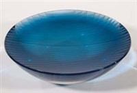 blaue halbkugel by olivier lesso