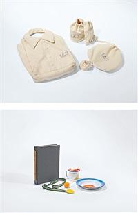 打包 (packing) (9 works) by song fong and yin xiuzhen