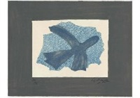 l'envol by georges braque